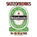 Skitzofreniks - On My Own Shit