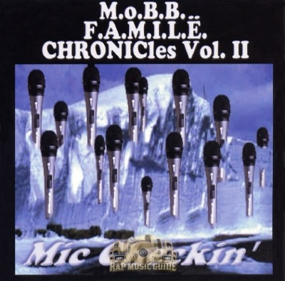 Mobb Famile Chronicles Vol. II - Mic Checkin'