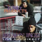 The Funky Products - Breakin' Backs Live And Direct