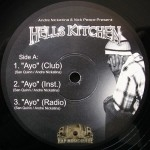 Andre Nickatina - Hell's Kitchen EP