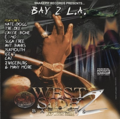 Bay 2 L.A. - Westside Badboys 2