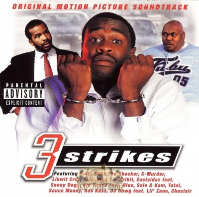 3 Strikes - Original Motion Picture Soundtrack