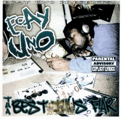 Ecay Uno - Tha Best Thus Far