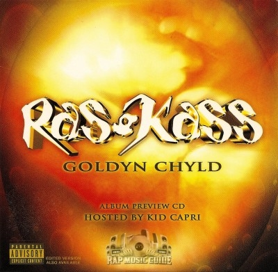 Ras Kass - Goldyn Chyld