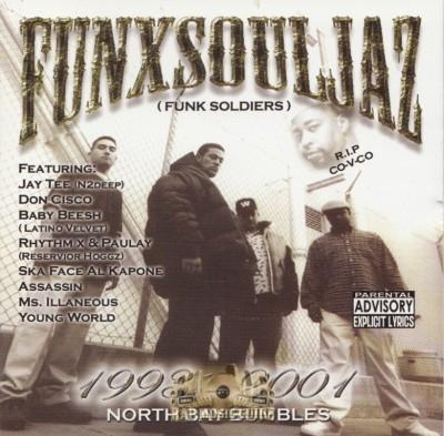 FunxSoulJaz - 1993-2001 North Bay Bumbles