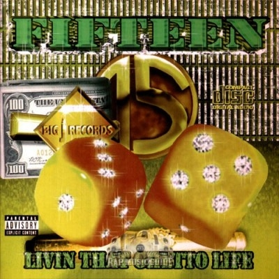 15 livin that ghetto life single cd rap music guide - Welcome to the ghetto instrumental ...