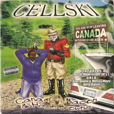 Cellski - Canadian Bacon & Hash Browns