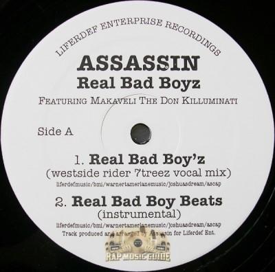 Assassin - Real Bad Boyz