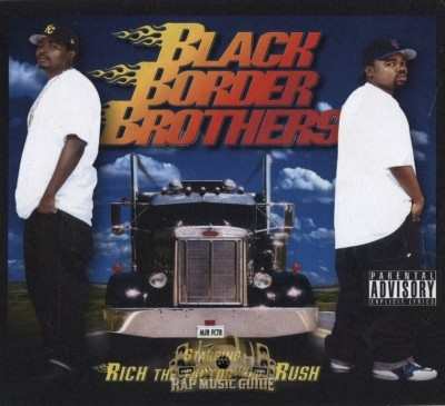 Rich & Rush - Black Border Brothers