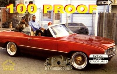 100 Proof - 100 Proof