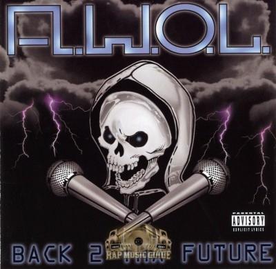 A.W.O.L. - Back 2 Tha Future