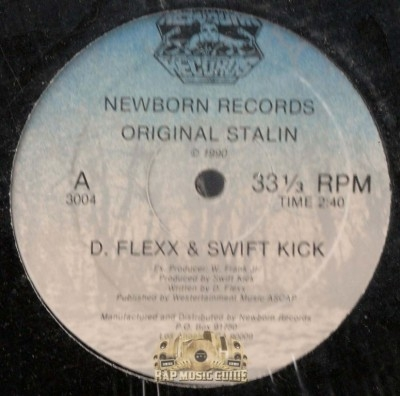 D. Flexx & Swift Kick - Original Stalin