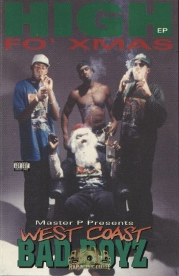 West Coast Bad Boyz - High Fo Xmas
