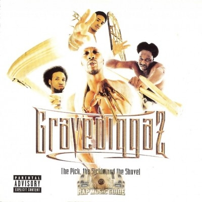 Gravediggaz - The Pick, The Sickle And The Shovel