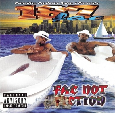 187 Fac - Fac Not Fiction