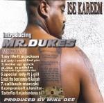 Ise Kareem - Mr. Dukes