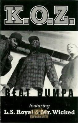 K.O.Z. - Beat Bumpa