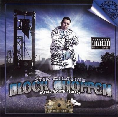 Stik Gilatine - Block Choppen The Album