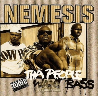 Nemesis - Tha People Want Bass