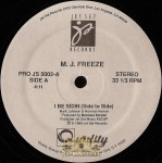 MJ Freeze - I Be Sidin / In The 916