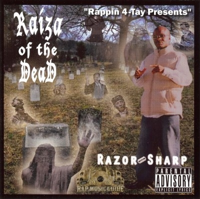 Razor Sharp - Raiza Of The Dead