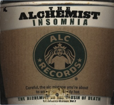 The Alchemist - Insomnia: 1st Infantry Mixtape Vol. 2