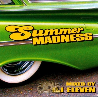 DJ Eleven - Summer Madness