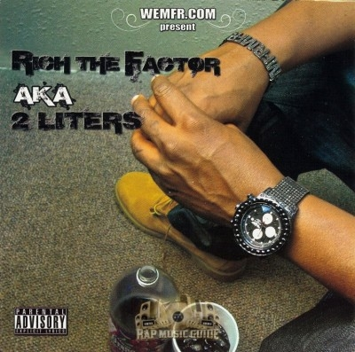 Rich The Factor - AKA 2 Liters