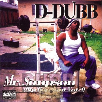 D-Dubb - Mr. Simpson (Hip-Hop Soul Vol. 1)