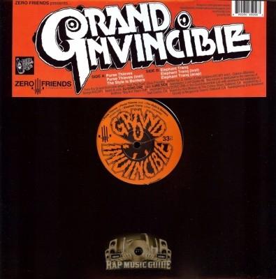 Grand Invincible - Purse Thieves