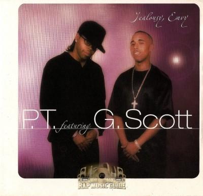 P.T. featuring G. Scott - Jealousy, Envy