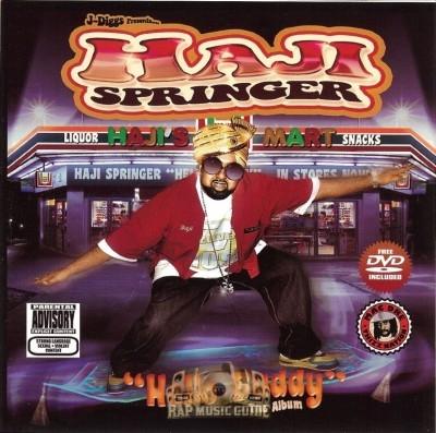 Haji Springer - Hello Buddy