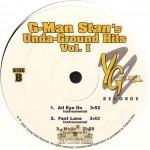 G-Man Stan - Unda-Ground Hits Vol.I
