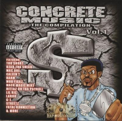 Concrete Music - The Compilation Vol. 1