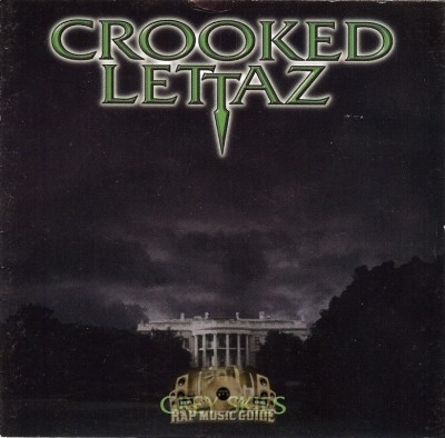 Crooked Lettaz - Grey Skies
