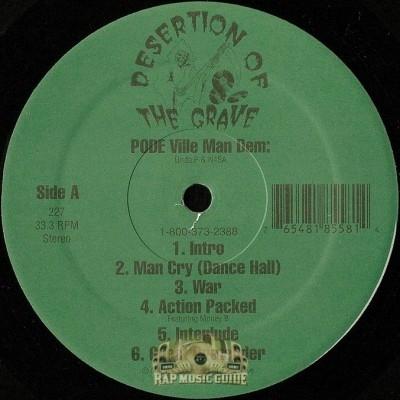P.O.D.E. - Ville Man Dem (Record 1)