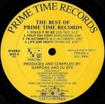 Prime Time Records - The Best Of Prime Time Records