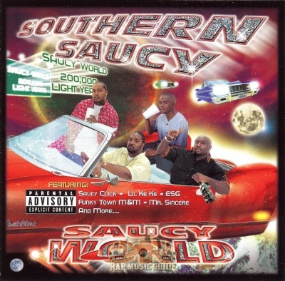 Southern Saucy - Saucy World