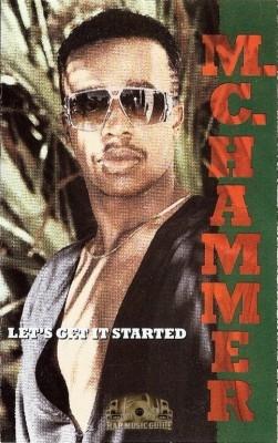 M.C. Hammer - Let's Get It Started