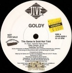 Goldy - The Game Is Sold Not Told