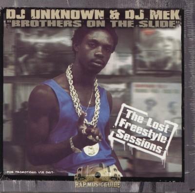 DJ Unknown & DJ Mek - Brothers On The Slide