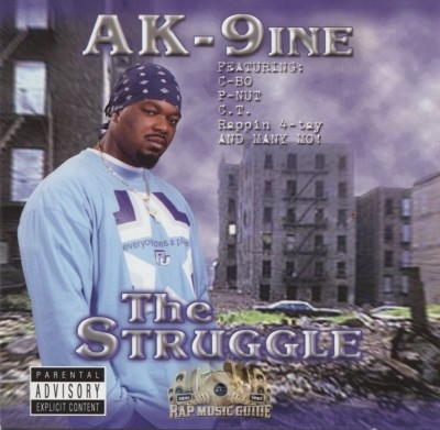 AK-9ine - The Struggle