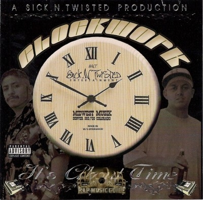 Clockwork - It's About Time