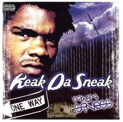 Keak Da Sneak - Town Business, B-Sides & Bootlegs Mixtape Vol.3