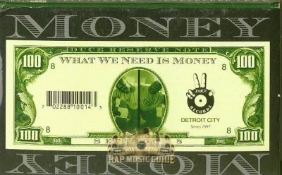 MC Reedy - What We Need Is Money