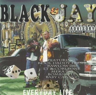 Black & Jay - Everyday Life
