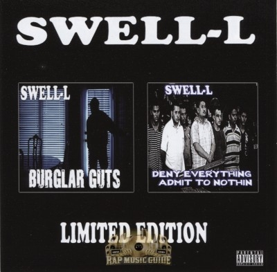 Swell-L - Burglar Guts