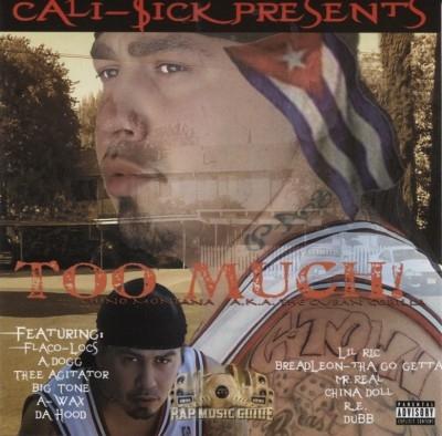 Chino Montana - Too Much