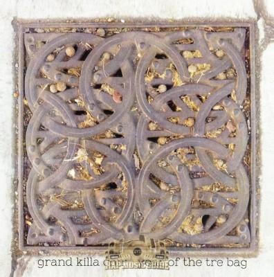 Grand Killa Con - Year Of The Tre Bag