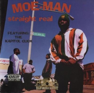 Moe-Man - Straight Real